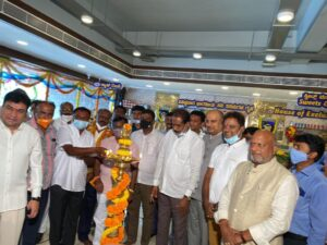 BBHA wishes Adyar Ananda Bhavan all the best on the opening of their new outlet at Attibele
